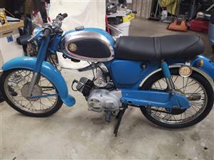 1964 80cc Yamaha YG-1 Original and running