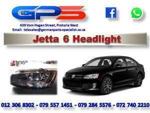 VW Jetta 6 Headlight New Part for Sale