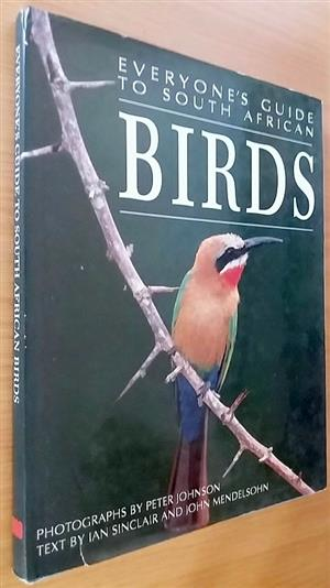 southern african birds a photographic guide