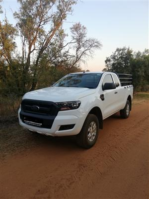 2018 Ford Ranger single cab RANGER 2.2TDCi L/R P/U S/C