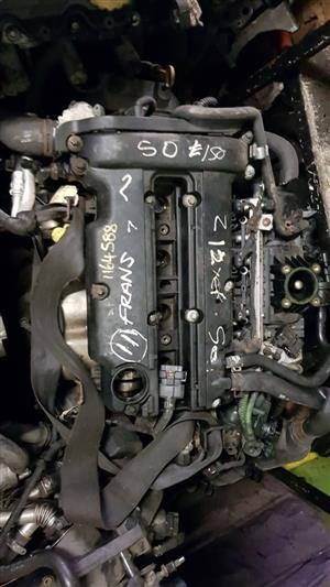OPEL CORSA Z14XEP ENGINE FOR SALE