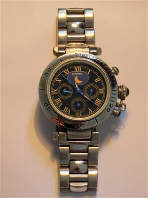 Pasha de Cartier replica watch