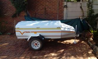 Venter trailer in mint condition