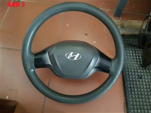 Hyundai H100 Steering wheel