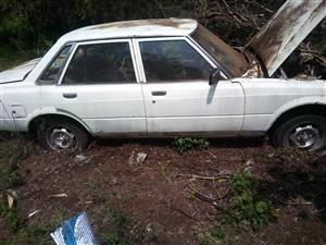 1984 Toyota Cressida