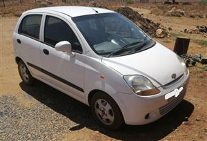 2007 Chevrolet Spark 1.0 LS