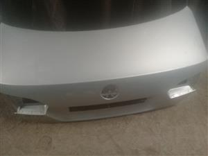 VW Jetta 6 Boot Lid
