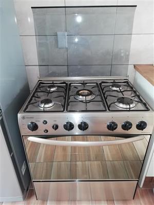 Gas stove 5 Burner