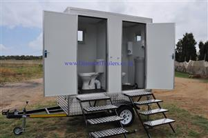 VIP Toilets and Coolers