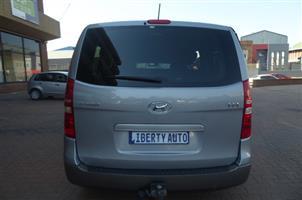 2016 Hyundai H1 H 1 2.5CRDi wagon GLS