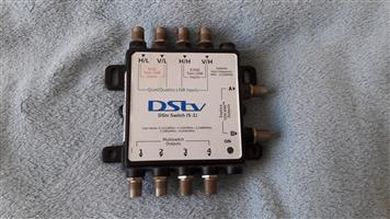 DSTV multi-switcher