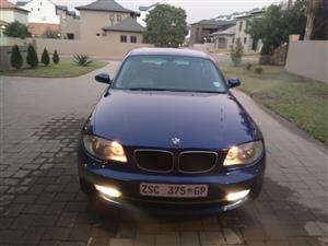 2007 BMW 1 Series 120d 5 door