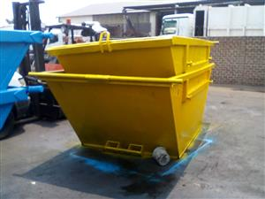 The best new skip bins and skip trucks supplies in Southern Africa. We are committed