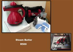 BARGAIN - SPOIL THE MAN IN YOUR LIFE WITH HIS OWN STEAM CLEANER FOR HIS NEW CAR
