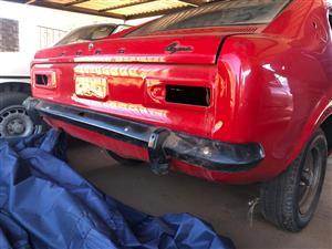1969 Ford Capri 2000GT
