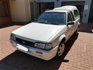 2002 Ford Bantam 1.6i (aircon)