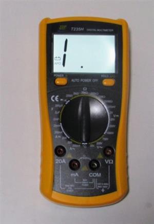 TopTronic T235h Digital Multimeter
