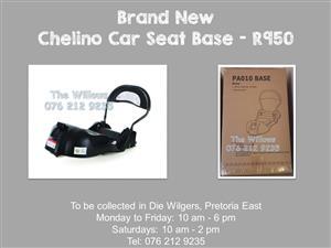 Brand New Chelino Car Seat Base