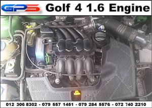 VW Golf 4 1.6 Used Engine for Sale