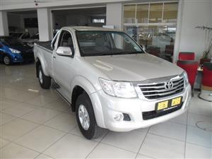 2012 Toyota Hilux 2.7 Raider