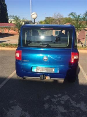 2005 Fiat Multipla 1.6 Active