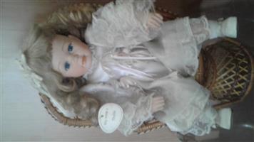 Antique original doll