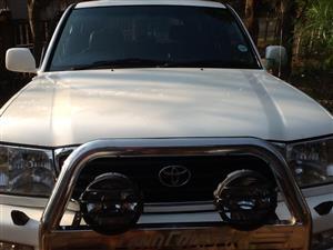 1999 Toyota Land Cruiser 100 4.2TD VX