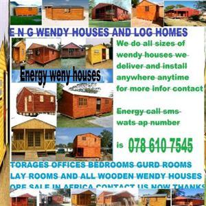 LOGCAB WENDY HOUSES MANAGEMENT