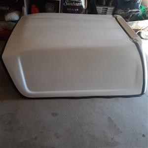 Np200 courier canopy