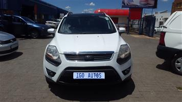 2012 Ford Kuga KUGA 1.5 ECOBOOST TREND A/T