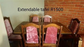 Extendable tafel te koop