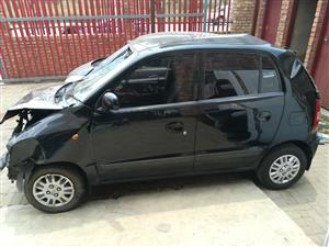 HYUNDAI ATOS 1.1 2007 - NOW STRIPPING FOR SPARE