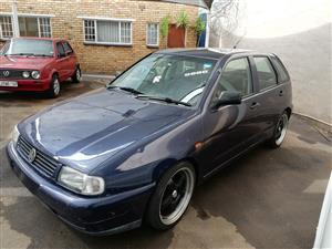 1999 VW Polo 2.0 Highline