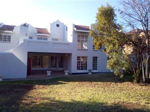 Beautiful double storey house in Silver Lakes To Let