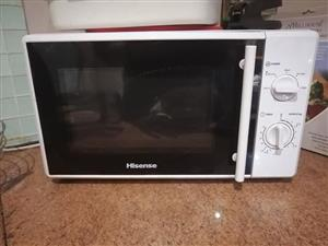 Hisense microwave for sale