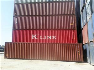 12M wind and watertight shipping containers for sale