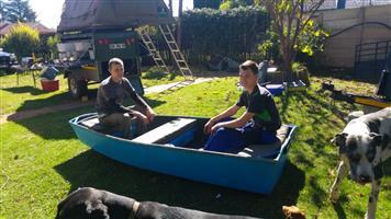 Aluminium Boat - Tinny