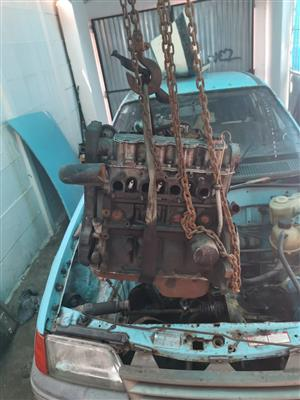 Opel engines and spares for sale