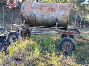 WATER TANK FARM TRAILER FOR SALE