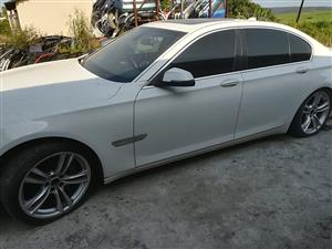 Bmw 730d stripping for spares