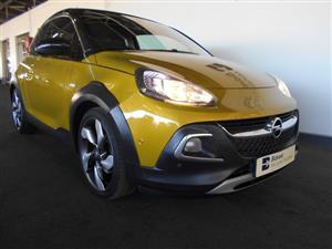 2016 Opel Adam Rocks 1.0T
