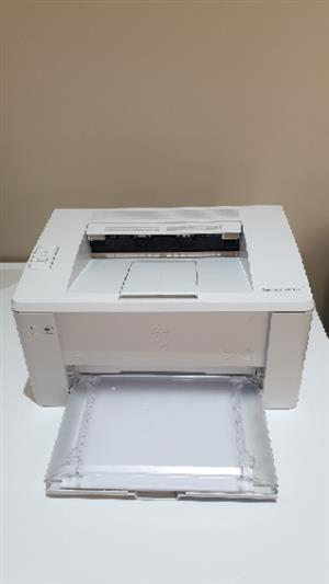 HP Laserjet M102A Printer Laser