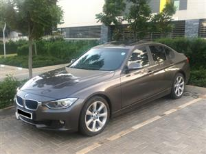 2013 BMW 3 Series 320i steptronic
