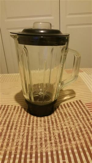 Kambrook blender glass jug only