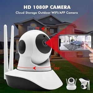 WIRELESS WIFI CCTV SECURITY CAMERA