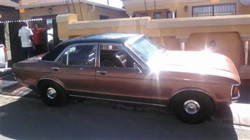 1974 Ford Granada XL