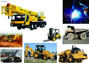 machinery traiing. 0761372500.plant machinery courses. welding courses. artisan courses. trade test.
