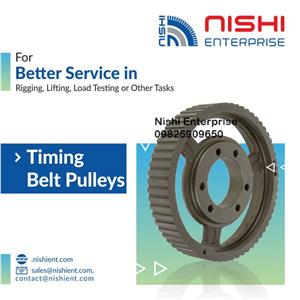 Timing Belt Pulley Manufacturer and Suppliers in South Africa