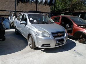 Chevrolet aveo automatic stripping for replacement spare parts