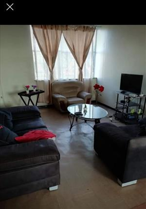 Lovely room to rent in furnished flat